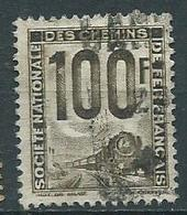 Timbre Colis Postaux 1944 Yvt N° 22 - Afgestempeld