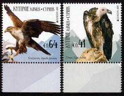"""CYPRUS/Zypern/Chipre EUROPA 2019 """"National Birds"""" Set Of 2v** - 2019"""
