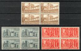 Spain 1959. M. Guadalupe Ed 1250-52 Bloque - 1951-60 Nuevos & Fijasellos
