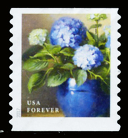 Etats-Unis / United States (Scott No.5235 - Flower From The Garden) (o) Coil - Gebraucht