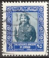 1975 JORDAN King Hussein - Jordanië