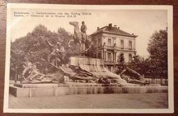 Anvers Memorial De La Guerre 1914-18 - Antwerpen
