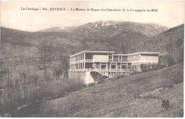 FR66 ENVEITG - Mtil 915 - La Maison De Repos Des Cheminots De La Compagnie Du Midi - Belle - France