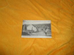 CARTE POSTALE ANCIENNE CIRCULEE DE 1907. / VILLENEUVE SUR BELLOT.- DESCENTE DU POLO...CACHETS + TIMBRE - Autres Communes