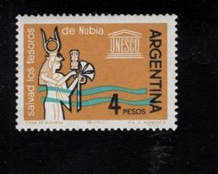 779624189 1963 SCOTT 750 POSTFRIS  MINT NEVER HINGED EINWANDFREI  (XX) -  QUEEEN NEFERTARI OFFERING PAPYRUS - Nuovi