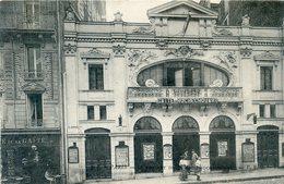 75  PARIS 9e AR   BD  ROCHECHOUART THEATRE DE LA GAITE - Arrondissement: 09