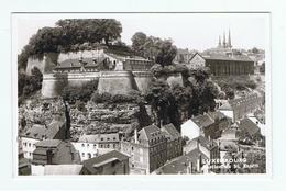LUXEMBOURG:  BASTION  DU  ST. ESPRIT  -  PHOTO  -  FP - Lussemburgo - Città