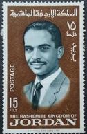 1966 JORDAN King Hussein - Jordanië