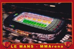 CARTE DE STADE DE. LE MANS  *72* FRANCE STADE  MMarena  # DG. 059 - Voetbal