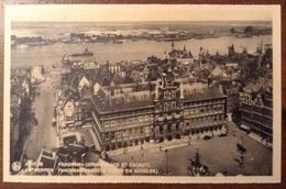 Anvers Panorama Grand Palce Et Escaut. - Antwerpen