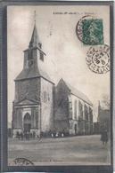 Carte Postale 62. Liévin  L'église Très Beau Plan - Lievin