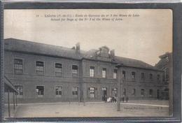 Carte Postale 62. Liévin  L'école Des Garçonsdu N° 3 Des Mines De Lens  Très Beau Plan - Lievin