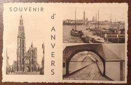 Anvers Souvenir D'Anvers - Antwerpen