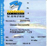 Iles Des Glénan - Vedettes De L'Odet - Glénan Découverte - Finistère / France - Europa