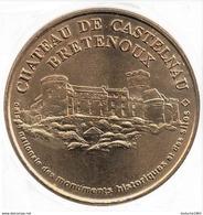 Monnaie De Paris 46.Prudhomat - Château De Castelnau Bretenoux 1998 - Non-datés