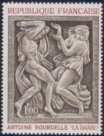 Y&T N° 1569 -Bourdelle  Mint New MNH/MUH - Ongebruikt