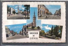 Carte Postale 62. Liévin   Très Beau Plan - Lievin