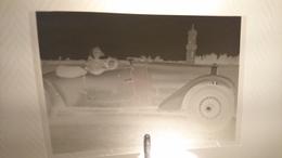 Négatif Photo Voiture Ancienne - Automobiles