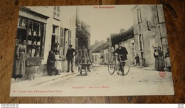 MALIGNY : Rue De La Mairie ….................…MH-1977 - Altri Comuni