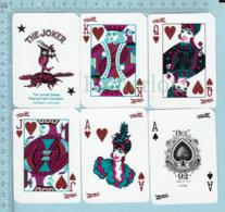 Joker - 1 Joker +5 Cartes , Casino, Rio Las Vegas - Cartes à Jouer Classiques