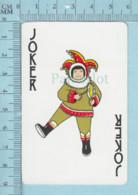 Joker - 1 Joker Esquimo Dansant - Cartes à Jouer Classiques