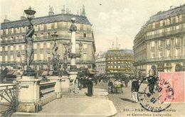 75  PARIS 9e AR   RUE HALEVY ET CARREFOUR LAFAYETTE - Arrondissement: 09