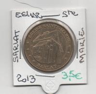 MDP DE SARLAT EGLISE ST MARLE - Monnaie De Paris