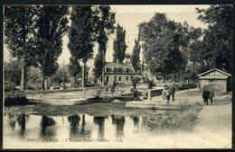 Cpa  Arras  Ecluse St Nicolas,   Animée - Arras