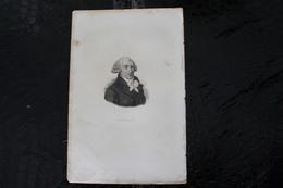 DH /  Pierre Victurnien Vergniaud ( 31 Mai 1753 à Limoges - Guillotiné Le 31 Octobre 1793 à Paris)  / 16x24 Cm - Documents Historiques