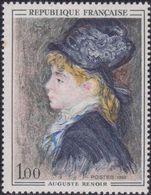 Y&T N° 1570 Renoir   Mint New MNH/MUH - Ongebruikt