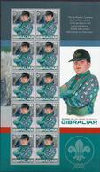 Gibraltar MNH Set Of 4 Sheetlets - 2007