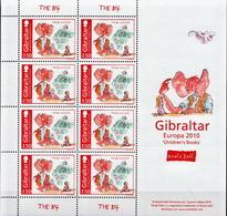 Gibraltar MNH Set Of 4 Sheetlets - 2010