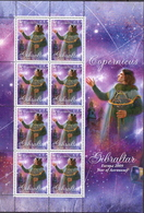 Gibraltar MNH Set Of 4 Sheetlets - 2009