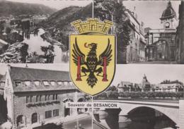 Besançon 25 - Vues Générales Diverses - Blason - Besancon
