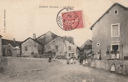 Pirey,la Place - France