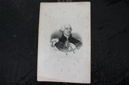 DH / George III Et Fut Roi De Grande-Bretagne Et Roi D'Irlande De 1760 à  1801 / 16x24 Cm - Documents Historiques