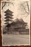 Bruxelles Laeken La Tour Japonaise - Monumenti, Edifici