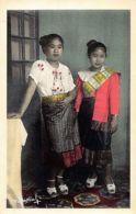 Laos - XIENG KHOUANG - Modern Laotian Girls. - Laos