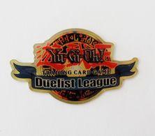 Pin's YU GI OH  Duelist League - 39R - Pin's