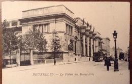 Bruxelles Le Palais Des Beaux Arts - Monumenti, Edifici