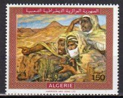 Algérie YT N°504 Neuf Avec Charnière Tableaux Lot 341 - Algeria (1962-...)