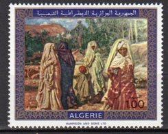 Algérie YT N°503 Neuf Avec Charnière Tableaux Lot 342 - Algeria (1962-...)