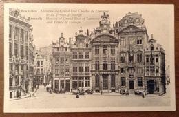 Bruxelles Maisons Du Grand Duc Charles De Lorraine - Monumenti, Edifici