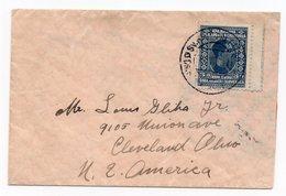 1930s YUGOSLAVIA, CROATIA, SVETI KRIZ TO CLEVELAND, OHIO, USA - Covers & Documents