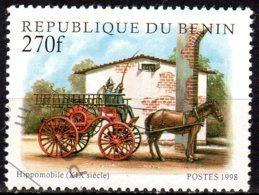 Bénin YT N°805 Oblitéré Lot 458 - Bénin – Dahomey (1960-...)