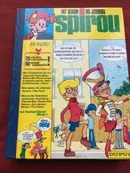 ALBUM SPIROU 141 TRES BON ETAT - Spirou Magazine