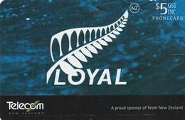 TARJETA TELEFONICA DE NUEVA ZELANDA, LOYAL. NZ-C-091. (044) - Nueva Zelanda