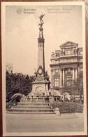 Bruxelles Monument Anspach - Monumenti, Edifici