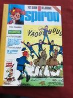 ALBUM SPIROU 143 TRES BON ETAT - Spirou Magazine