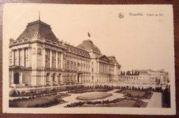 Bruxelles Palais Du Roi - Monumenti, Edifici